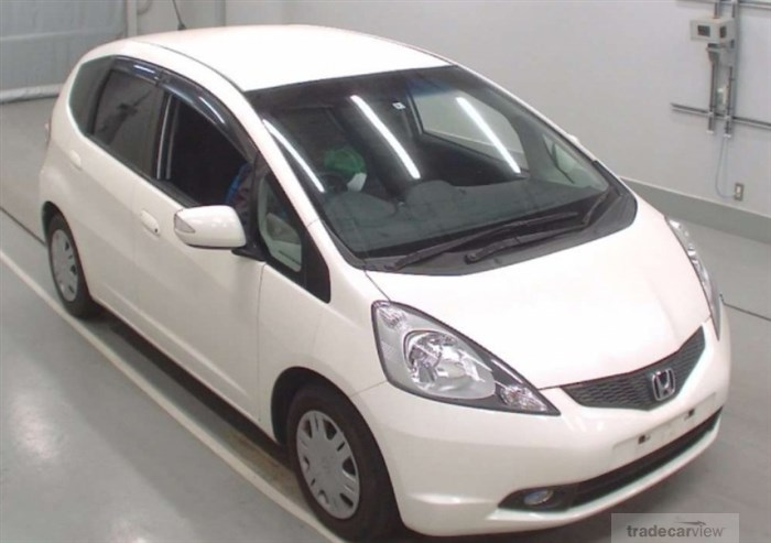 2010 Honda Fit GE6 Excellent Condition
