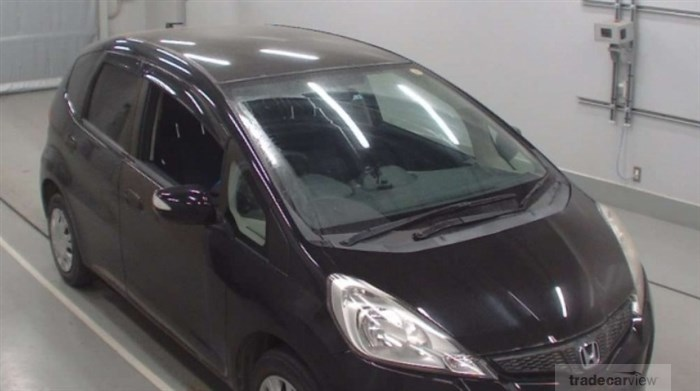 2012 Honda Fit GE6 Excellent Condition