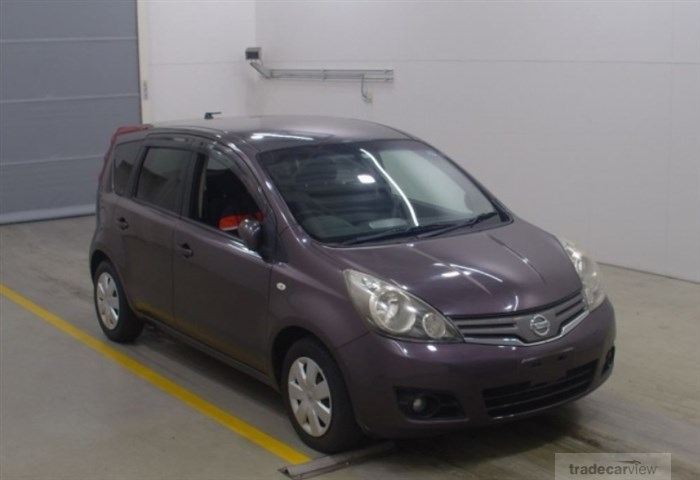 2008 Nissan Note E11 Excellent Condition