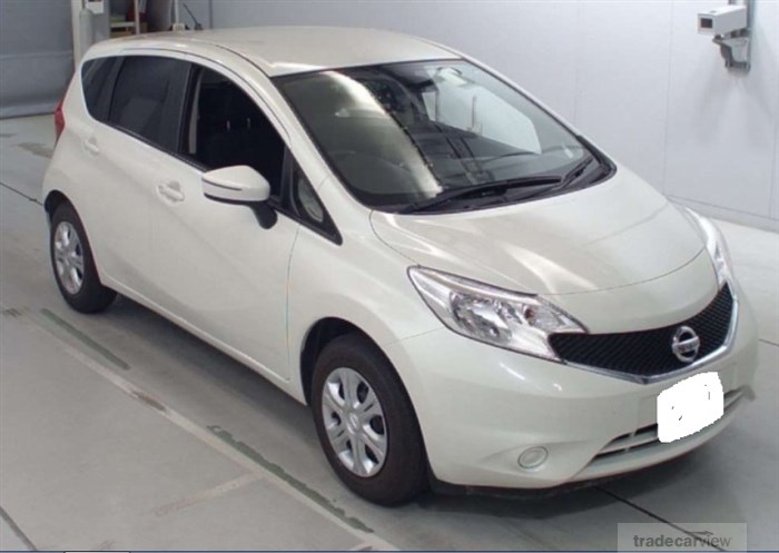 2016 Nissan Note E12 Excellent Condition