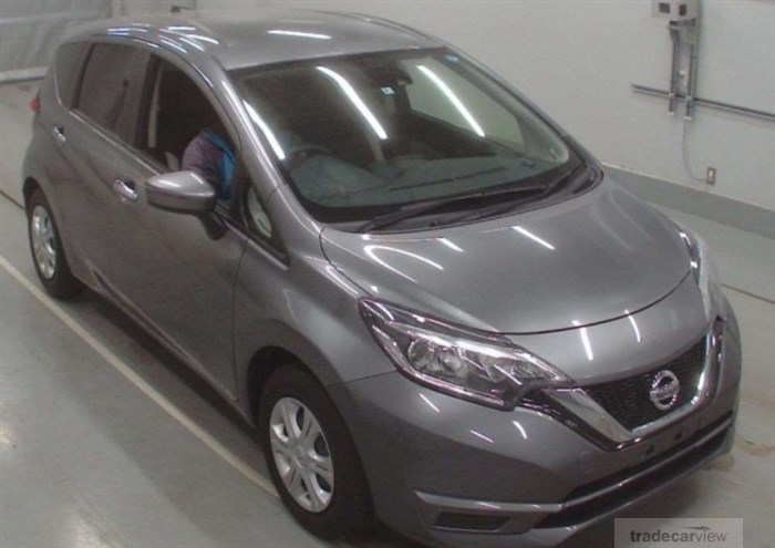 2017 Nissan Note E12 Excellent Condition
