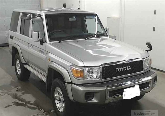 2015 Toyota Land Cruiser GRJ76K Excellent Condition