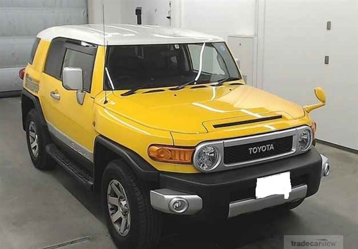2015 Toyota FJ Cruiser GSJ15W Excellent Condition