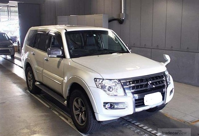 2015 Mitsubishi Pajero V98W Excellent Condition