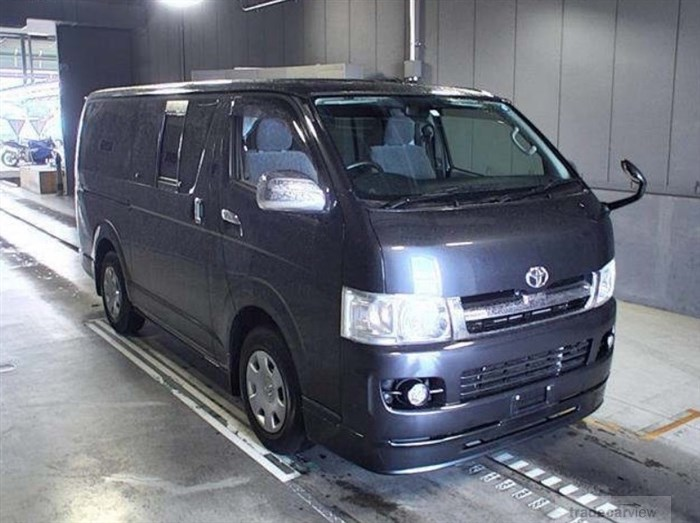 2007 Toyota Hiace Van KDH200V Excellent Condition