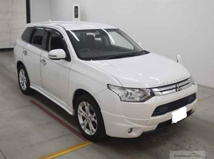 2013 Mitsubishi Outlander GF8W Excellent Condition