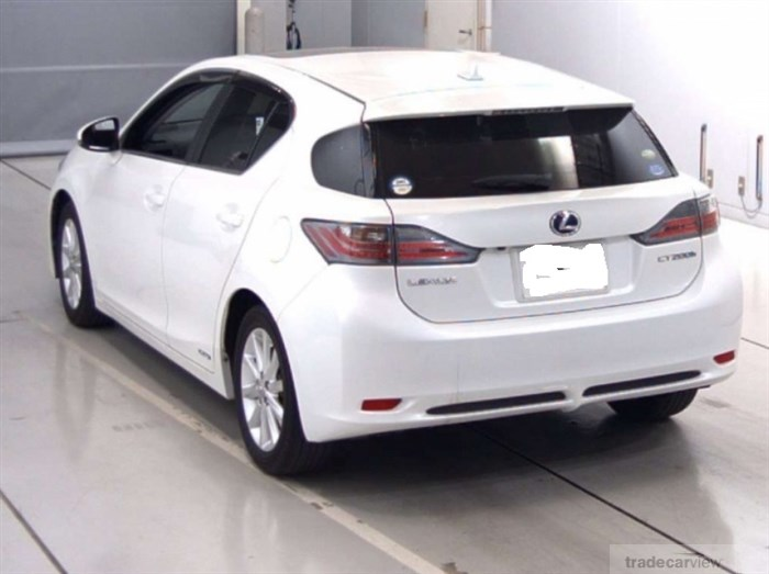 2011 Lexus CT ZWA10 Excellent Condition