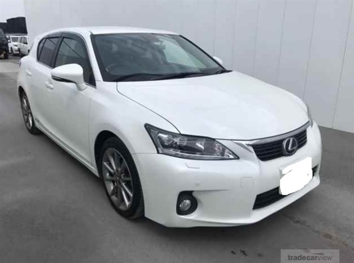2013 Lexus CT ZWA10 Excellent Condition