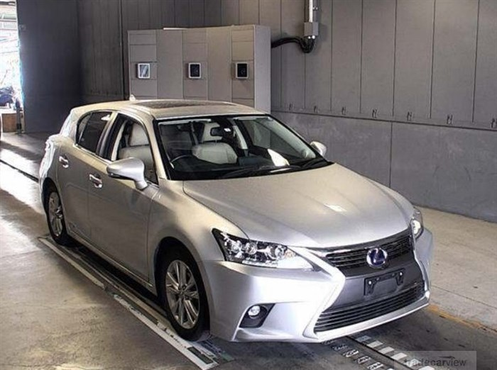 2015 Lexus CT ZWA10 Excellent Condition