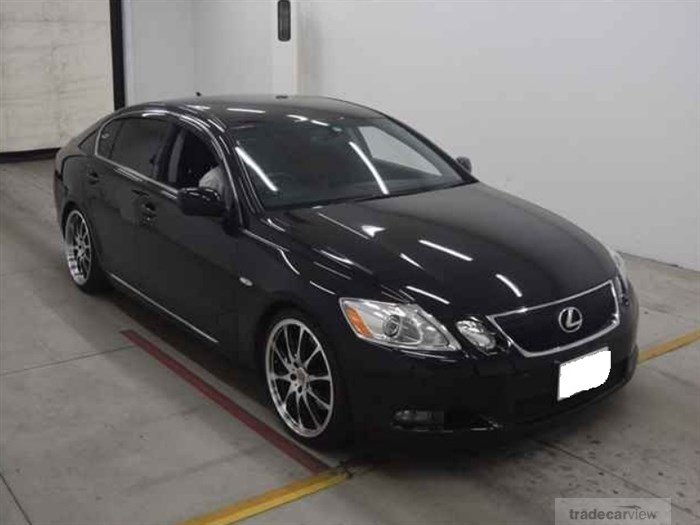 2006 Lexus GS GRS191 Excellent Condition