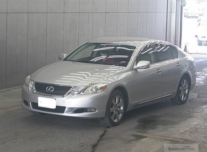 2010 Lexus GS GRS196 Excellent Condition