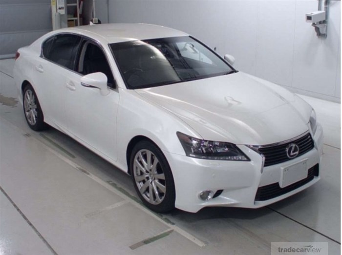 2012 Lexus GS GRL10 Excellent Condition