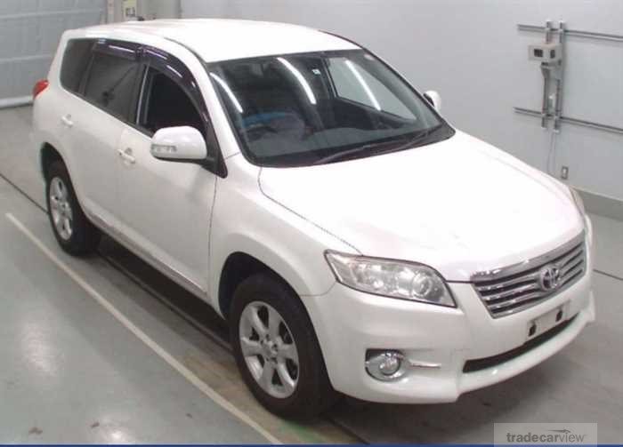 2012 Toyota Vanguard ACA33W 7 Seater   Excellent  condition   4WD