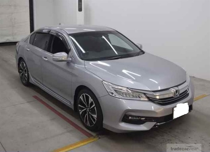 2017 Honda Accord CR7 Excellent Condition