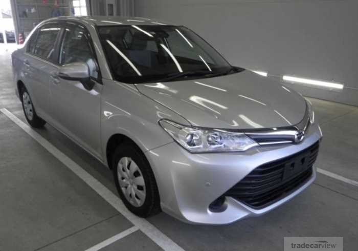 2017 Toyota Corolla Axio NRE160 Excellent Condition