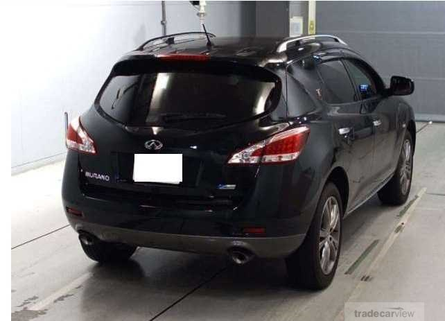 2013 Nissan Murano PNZ51 Excellent Condition