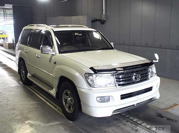 1998 Toyota Land Cruiser HDJ101K