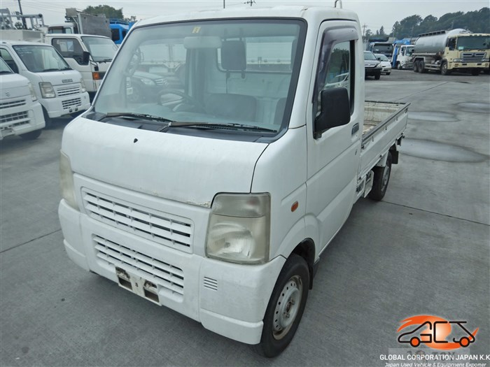 2004 Suzuki Carry Truck DA63T