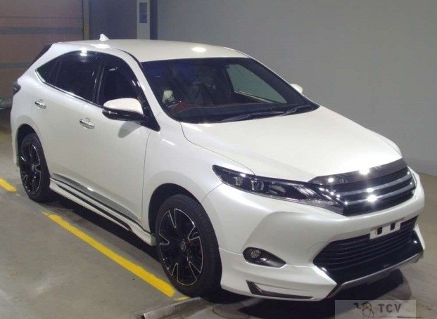 2014 Toyota Harrier ZSU60W