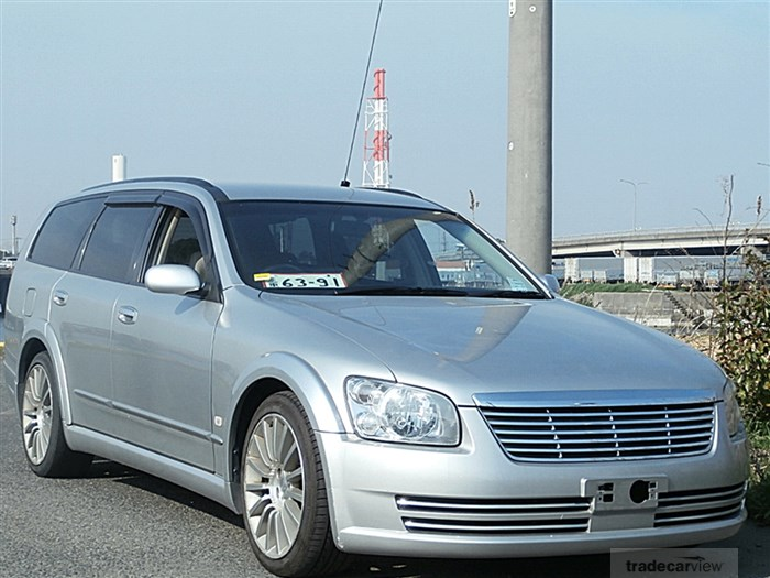 2003 Nissan Stagea M35 AXIS , ONLY 65,800KM , 1 OWNER CAR !!