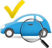 Car info Check service icon